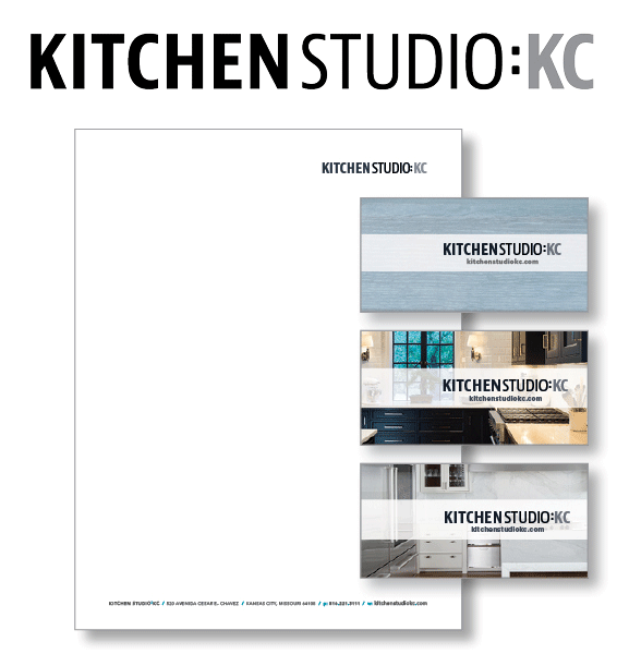 SW Client - Kitchen Studio KC Brand Identity