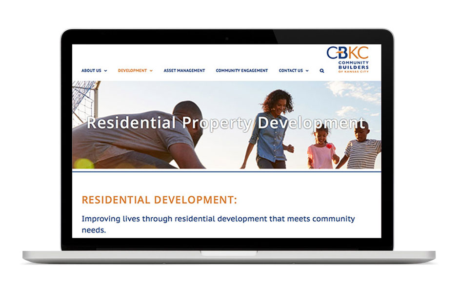 SW Client Community Builders of Kansas City Web Development and Design